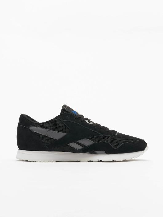 Reebok Sneaker Nylon OM schwarz