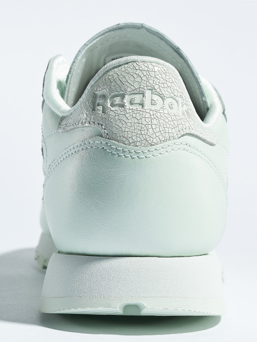 Reebok Sneaker CL LTHR türkis