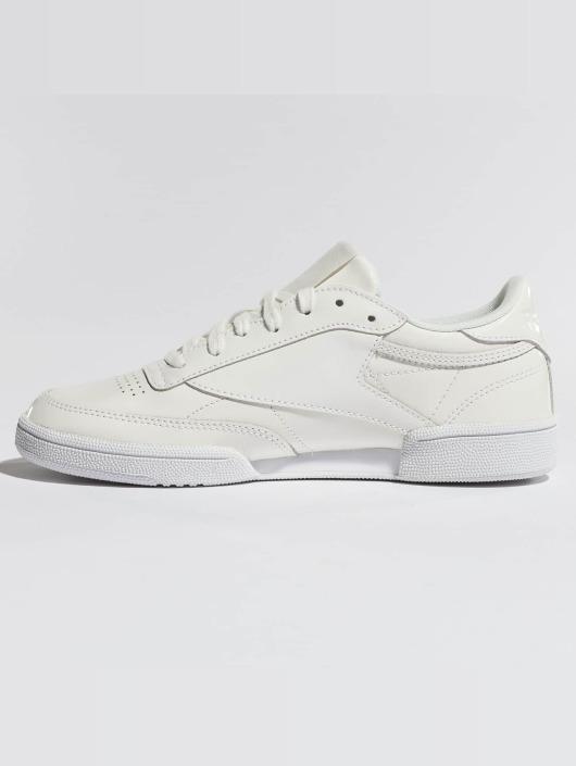 Reebok Sneaker Club C 85 Patent weiß