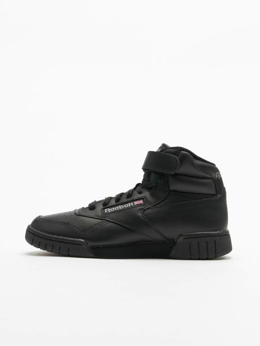 Reebok Sneakers Exofit Hi Basketball Shoes èierna