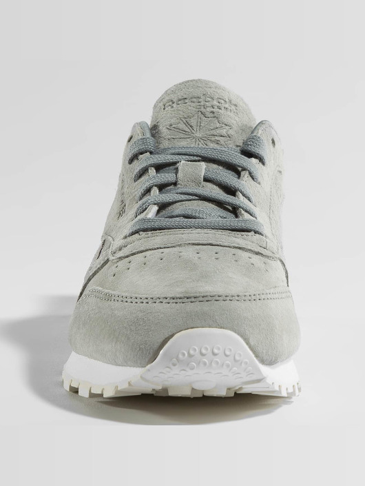 Reebok Sneakers Leather Shimmer šedá