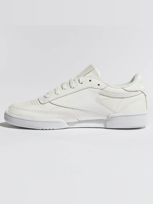 Reebok Sneakers Club C 85 Patent bialy