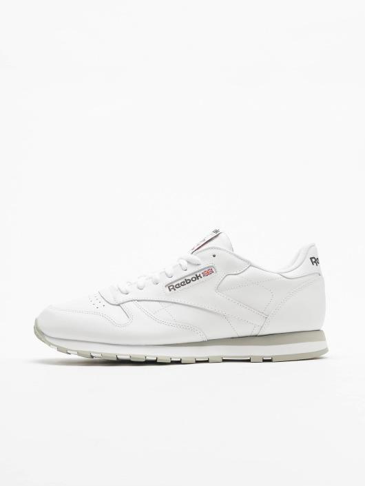 d05d8303587 Reebok Sko / Sneakers Classic Leather i hvid 53630