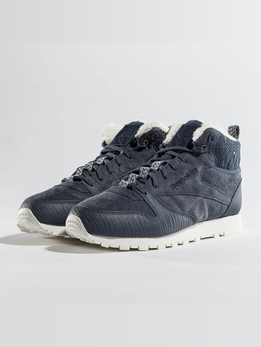 Reebok Skor   Sneakers Classic Leather Artic i indigo 365297 9ad9dccfe5b55
