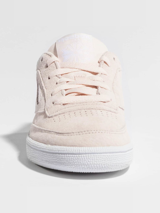 Reebok Sneakers Club C 85 Trim Nubuk pink