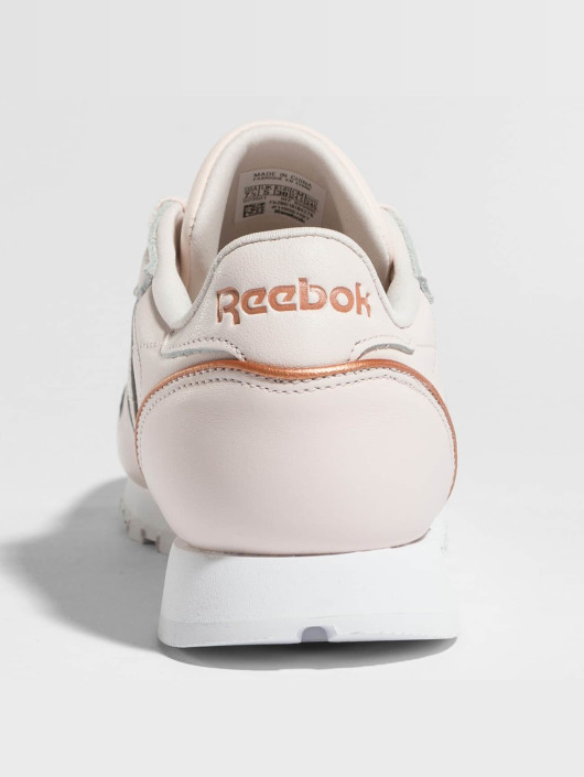 Reebok Sneakers Leather HW rózowy