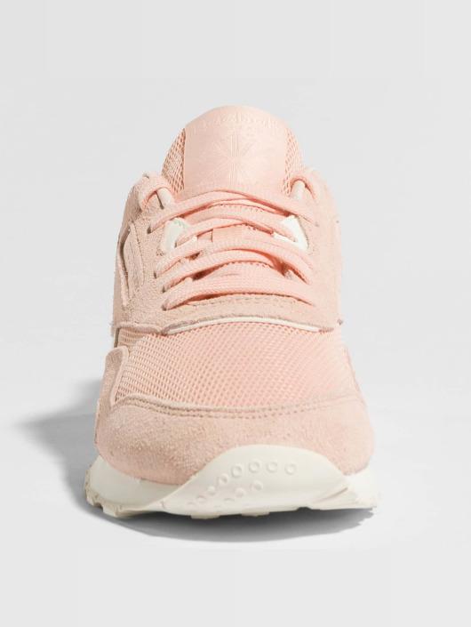 Reebok Sneakers Nylon Mesh M rózowy