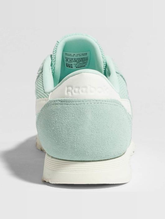 Reebok Sneakers Nylon Mesh M turkusowy