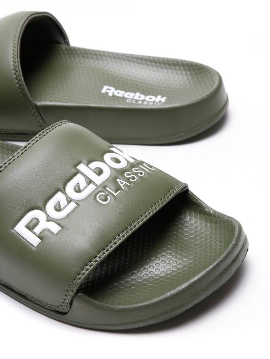 Reebok Sneakers Core Slide zielony
