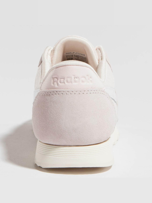 Reebok Tøysko Classic Nylon rosa