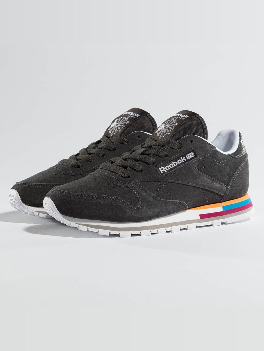 buy online 9023c 083d8 ... Reebok Tennarit Classic Leather MH harmaa ...