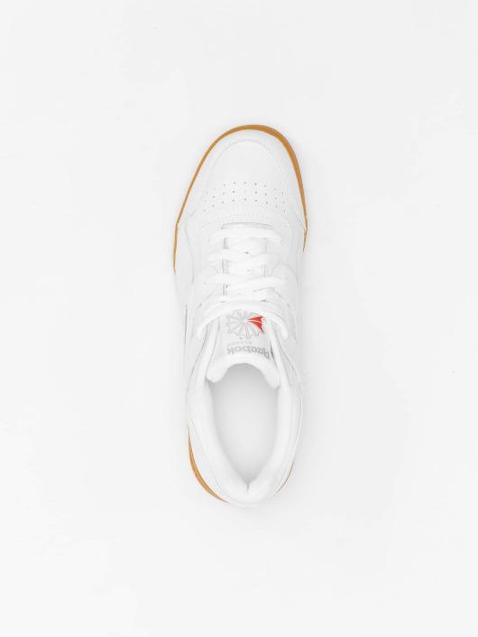 Reebok Zapatillas de deporte Workout Plus blanco