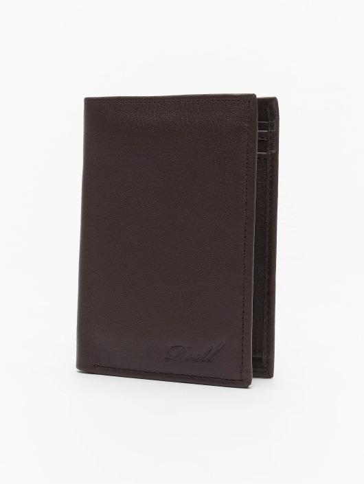 Reell Jeans Lommebøker Trifold Leather brun