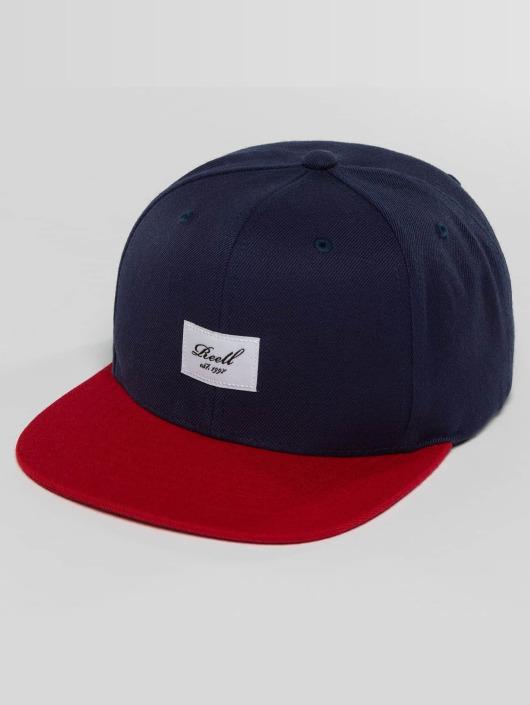 Reell Jeans Snapback Cap 1402004050431 blue