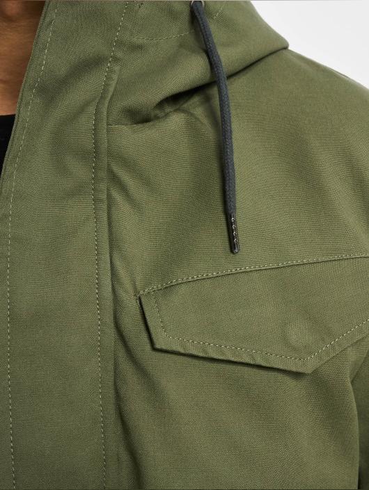 Revolution Winterjacke Jacket grün