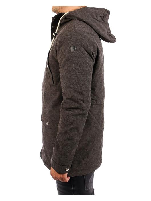 Revolution Winterjacke Jacket schwarz