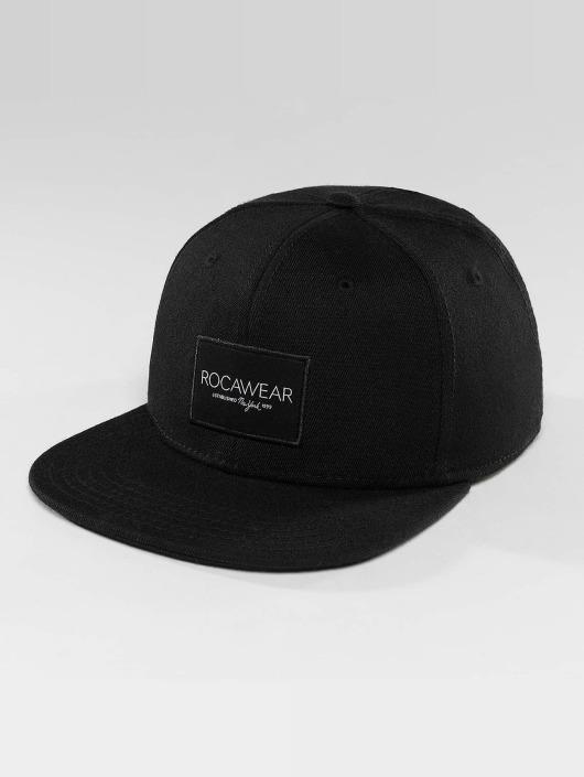 Rocawear Lastebilsjåfør- / flexfitted caps Gigant svart