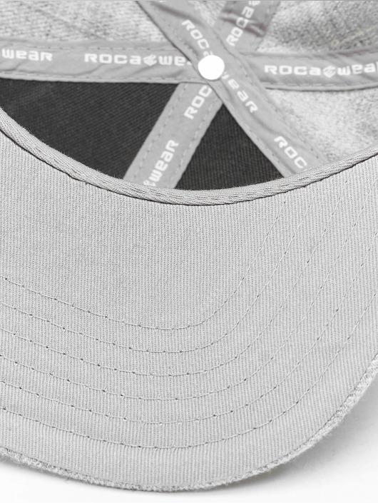 Rocawear Snapback Cap Hero grau