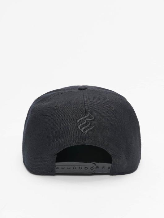 Rocawear Snapback Cap Logo schwarz