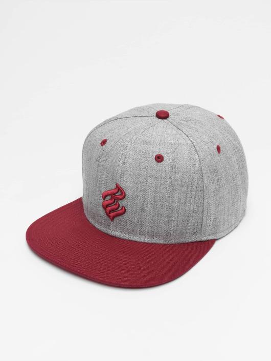 Rocawear Snapback Caps Tam czerwony