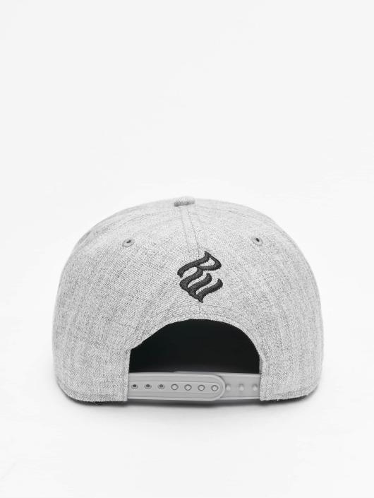 Rocawear Snapback Caps Hero grå
