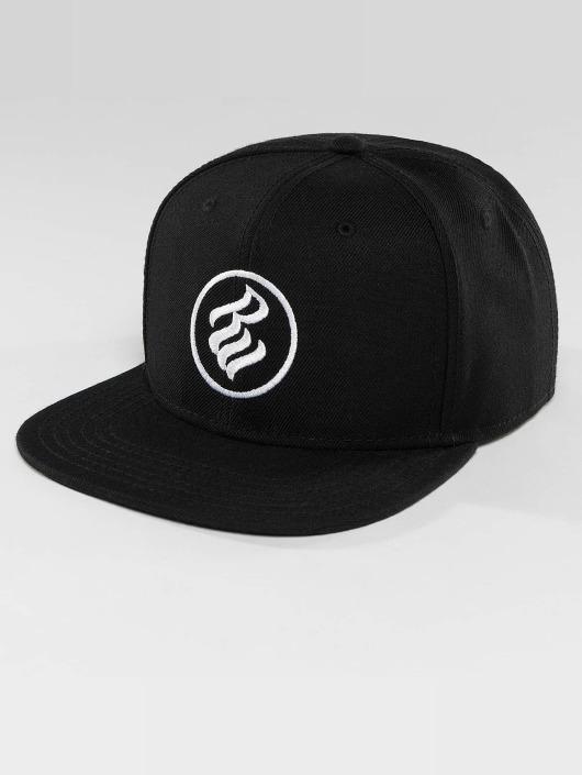 Rocawear Snapback Caps Dolly svart