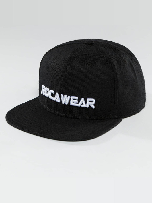 Rocawear Snapback Caps BLNCTY svart