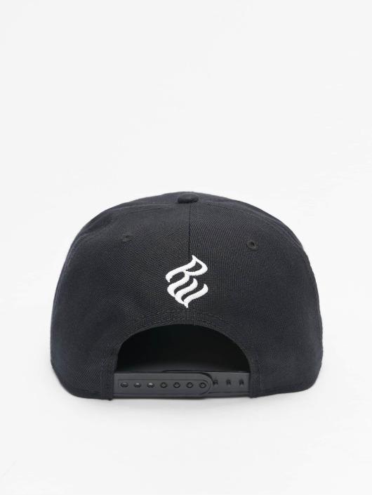 Rocawear Snapback Caps Hero svart