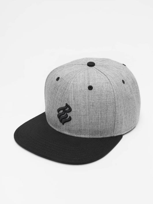 Rocawear Snapback Caps Tam svart