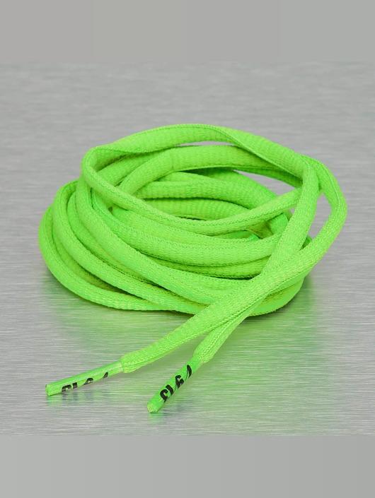 Seven Nine 13 šnúrky Hard Candy Round zelená