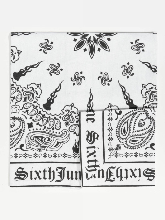 Sixth June Bandana Bandana blanco