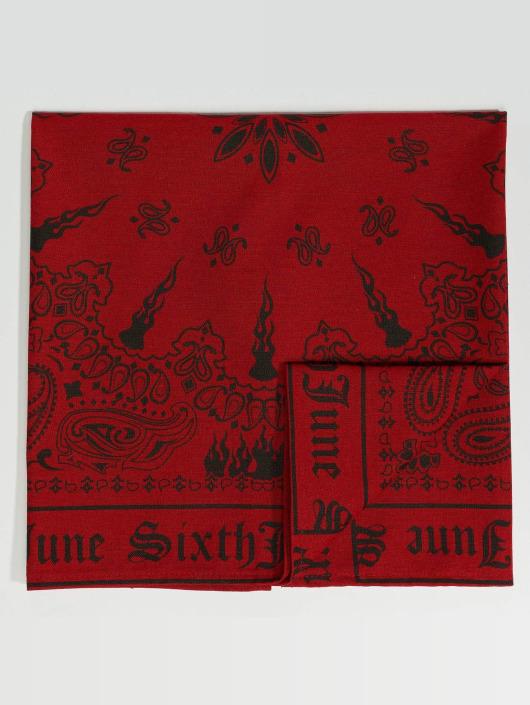 Sixth June Bandana-huivit Bandana punainen