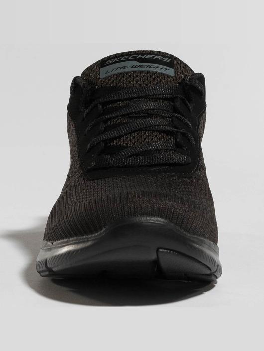 Skechers Sneaker Break Free Flex Appeal 2.0 schwarz