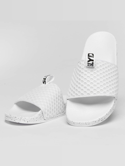 Slydes Sandals Cruz white