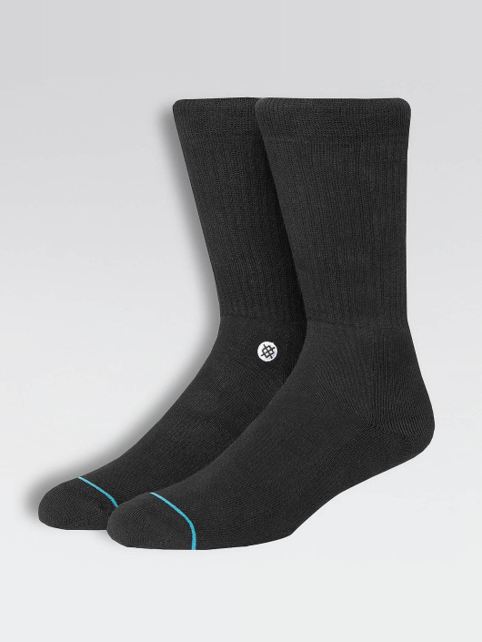 Stance Socken Icon schwarz