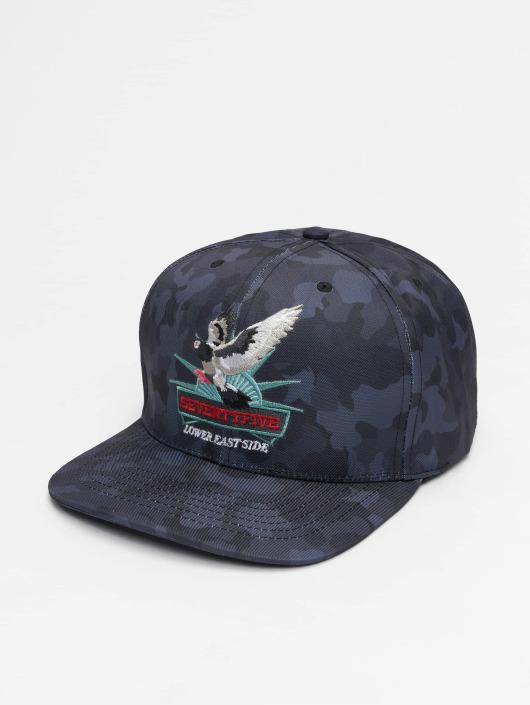 Staple Pigeon snapback cap Pigeon zwart