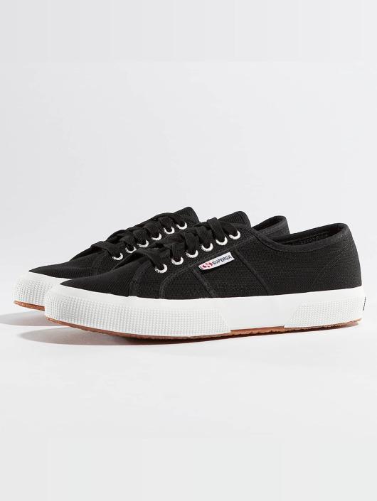 Superga Sneaker 2750 Cotu schwarz