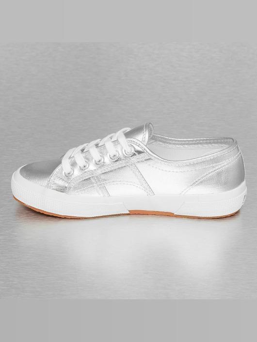 Superga Sneaker 2750 Cotmetu silberfarben