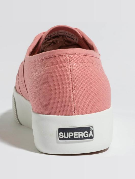 Superga Snejkry Cotu růžový