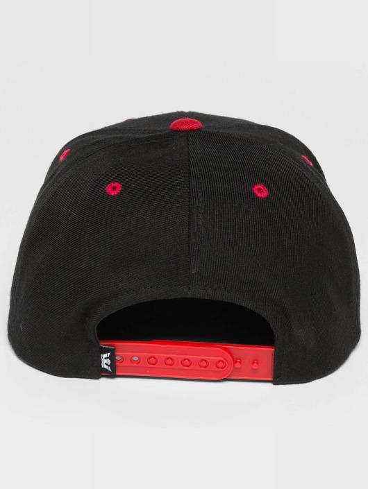 Supra Snapback Cap Above black