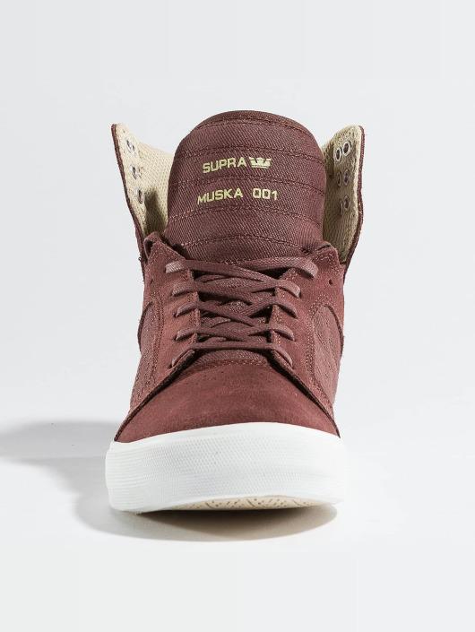 Supra Sneaker Skytop braun