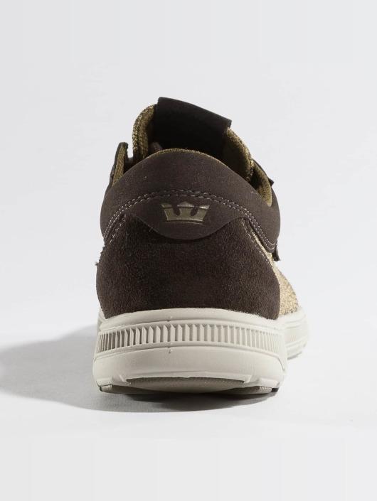 Supra Sneaker Hammer Run braun