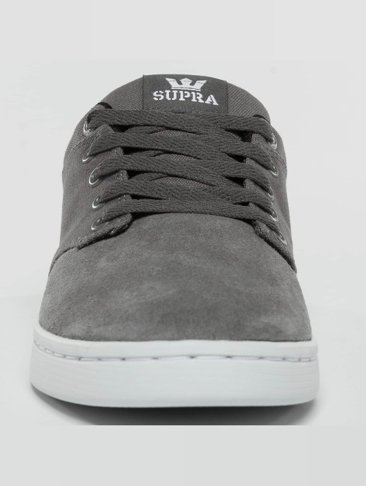 Supra Sneaker Chino grau