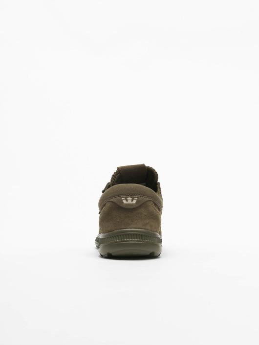 Supra Sneaker Hammer Run olive