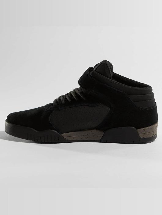 20674a7d5f30 Supra Herren Sneaker Ellington Strap in schwarz 346482