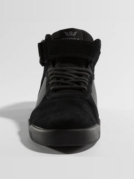 Supra Sneaker Ellington Strap schwarz