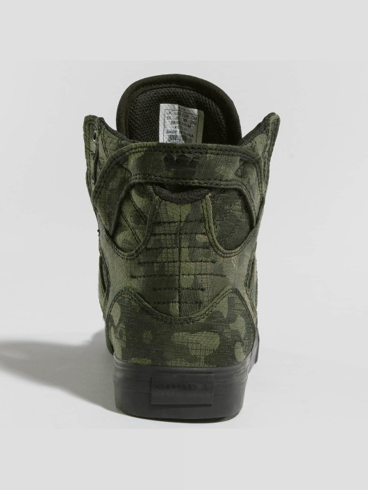 Supra Sneakers Youths Skytop camouflage