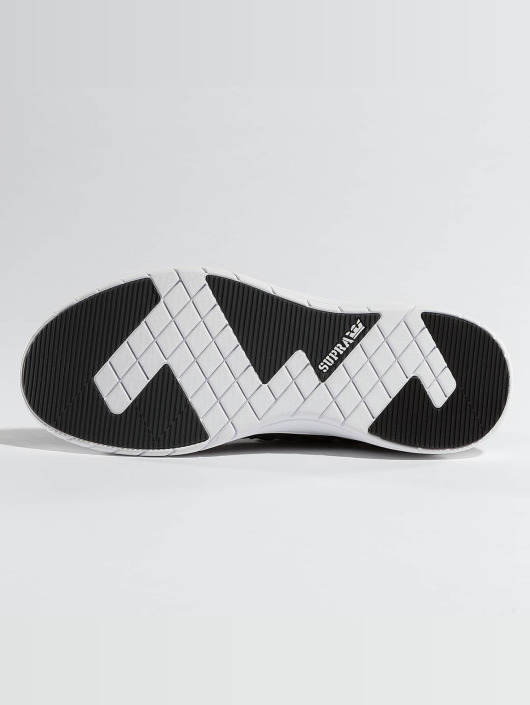 Supra Sneakers Flow Run czarny