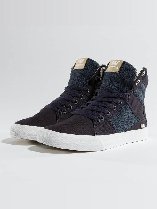 Supra Sneakers Aluminium niebieski