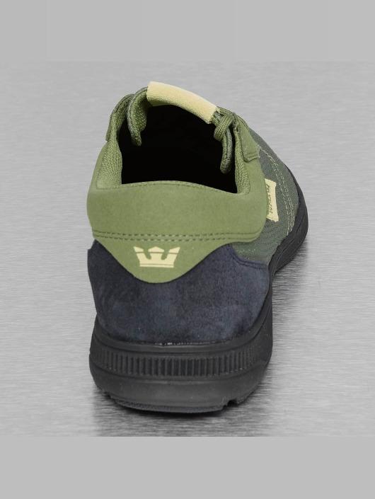 Supra Sneakers Hammer Run oliv